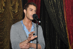 114 (Patrick Lentz Photography & Design) Tags: singing contest pride gaypride clubcafe harbortothebay patricklentzphotography queensvoice