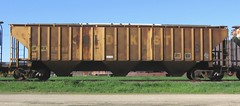 IFRX 56048 (MN transfer) Tags: railroad car train grain ps2 freight coveredhopper 52313 pullmanstandard goldkist 3bay may23rd2013 ifrx56048