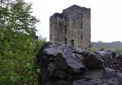 Burg - Ruine Laubenbergerstein bei Immenstadt im Allgu 2