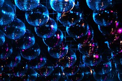 Mirror Ball Madness (Mr Clicker / Davin) Tags: festival mr sydney vivid davin clicker 2013