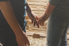 (Brittney Preteau) Tags: light abandoned love digital canon couple secret hidden