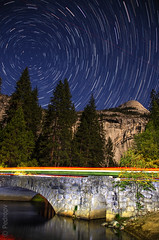 Royal Arch @Yosemite (Pedropv) Tags: california longexposure yosemite startrails lightpaint royalarch 2013 ppva
