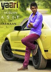 Hussain Asif Yaari (Hussain Asif) Tags: pakistan cute film movie poster indian desi pakistani asif hussain supersta hussainasif dhoombros dbnation dhoombrosnation hussaindhoombros