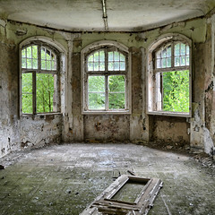 Johanniter-Heilstätte (milos.moeller) Tags: abandoned hospital sanatorium krankenhaus abandonedplace abandonedhospital lostplace heilstätte