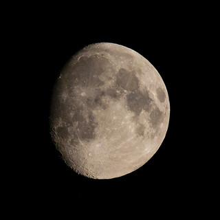 20th July Moon