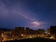 Lightning_CF003260-E (archiwu945) Tags: lightning 夜景 horseman p45 閃電 高雄市 phaseone 都市景觀 digitalbacks swdiipro aposironardigital35mmf45