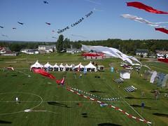 Last day of the kite festival in Dieppe (KAP'n Craig) Tags: kite kap dieppe fromakite
