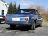 BMW 1600:02 Vollcabrio Original-Line Renolit-Flexglas Verdeck