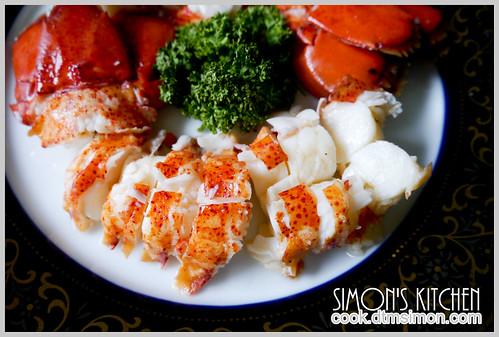 清蒸檸檬龍蝦11