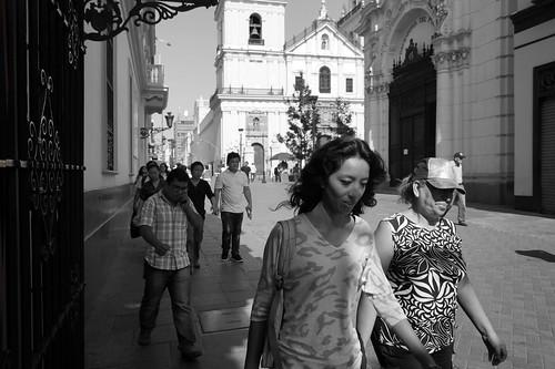 Koreanos en Lima