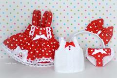 Joli Cur (Citrouille Sucre) Tags: cute doll handmade crafts kawaii bjd luts fairyland handmadeclothes handmadefashion bjdfashion bjdclothes bjdsale pukifee tinydelf