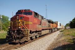 CSX Q181-20 4/21/15 (tjtrainz) Tags: santa atlanta west burlington train ga georgia point band cigar route fe northern h2 bnsf newnan csx subdivision 730 awp intermodal warbonnet csxt 4087 c449w 944cw fakebonnet q181