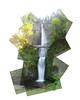 Multnomah Pano (Geo Dog) Tags: waterfall pano multnomah panography panograph