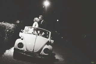 Beetle Kiss Wedding