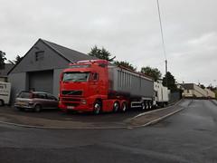 P300 DOC - Doc's International Transport Kilrea County Londonderry (Jonny1312) Tags: volvo volvofh cfaulknersons garvagh kilrea londonderry lorry truck tipper