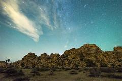 Night Sky at Joshua Tree National Park (PShummer) Tags: stars stargazing nightsky nightskyphotography deepsky astrophotography tamron1530f28 nikond800