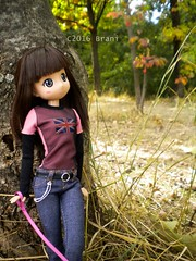 Cilling Out (Brani's fashion dolls) Tags: animedolls big eyes japanese dolls modori princess ori articulated livdolls