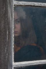 Hermione Granger (Adanethel) Tags: hermione portrait harrypotter hermionegranger self selfportait window girl