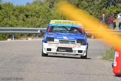 Slalom Sarule - Fabrizio Marrone Renault 5 (michelecolumbu) Tags: slalom sarule sardegna sport sports motorsport renault r5 gtt turbo blu blue yelloy giallo race racing barbagia racecar