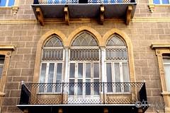 Lebanese Architecture (Aram Somoundji) Tags: lebanon beirut building architecture old arc balcony
