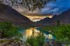 Lake At Dusk (SMBukhari) Tags: skardu skarduvalley lake upperkachura gilgitbaltistan dusk sunset smbukhari syedmehdibukhari reflection nature