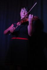 Flemish Folk Caravan (2016) 18 - WR (KM's Live Music shots) Tags: worldmusic belgium wr violin flemishfolkcaravan cecilsharphouse