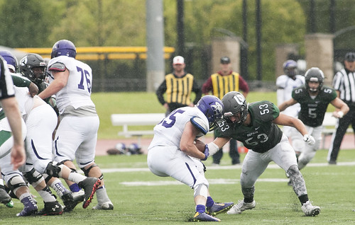 Rainy Weather Doesn't Dampen Spirit at College of DuPage Homecoming 2016 49