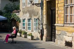 Zagreb - Opatovina ulica (Añelo de la Krotsche) Tags: opatovinaulica hrvatska croatie croatia zagreb