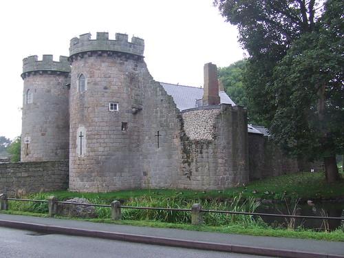 2016 # 037, Whittington Castle, Shropshire 1. (RBR 2012)
