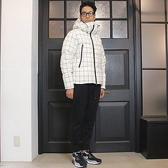 October 14, 2016 at 04:14PM (audience_jp) Tags: style fashion    check      jacket audience  ootd alpinist