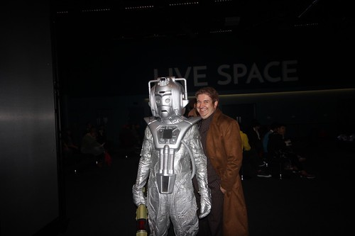 Cybermen at 50 at the National Space Centre