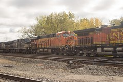 IMG_0018 A (mhellekjaer) Tags: 219 indiana porter porterjunction bnsf burlingtonnorthernsantafe locomotive gees44c4 es44c4