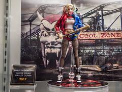 Mezco One:12 Collective Harley Quinn (misterperturbed) Tags: mezco newyork newyorkcomiccon newyorkcomiccon2016 one12collective harleyquinn
