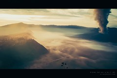 Erupt (= A r r a y =) Tags: eruption bromo java mount landscape