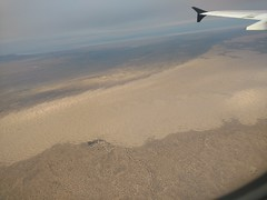 Desierto de las dunas, Chihuahua (glozz91) Tags: aerialview desert northernmexico chihuahua plane airplane desierto nortedeméxico flying