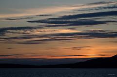 Glorious Sunset (Joko-Facile) Tags: clouds coastline hurtigruten insel island kstenlinie lurya nordland norway onya sonnenuntergang spitzbergentravel sunset vestlandclassic wolken norwegen no