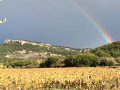 Arc en Ciel  Cassis (E-B.photos) Tags: couleur pluie orage cassis arcenciel