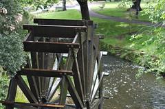 Avon River water wheel (Kiwi Jono) Tags: pentaxk5 pentaxk water wheel avon river smcpda70f24