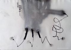 Lost history (5000BC) (emon.vq) Tags: art drawing charcoal mixedmedia muhammadzakir bangladesh