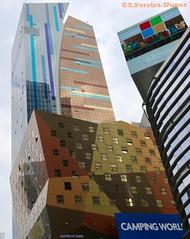 New York, Architecture Highlights, Times Square (ssspnnn) Tags: arquitetura arquitectura architecture buildings timessquare ny nyc newyorkcity newyork usa eua estadosunidos panels colors predios edificios canoneos70d spnunes snunes nunes spereiranunes spereira