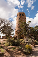 Grand Canyon Watchtower (The Eggplant) Tags: arizona desertview desertviewdrive grandcanyon watchtower