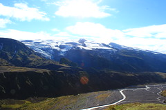 rsmrk - vue sur le volcan Eyjafjallajkull (Florian Gdy) Tags: thorsmork islande eyjafjallajkull