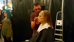 FKM.ZOMBIEWALK.2016_003b (FKM Festival de Cinema Fantstico da Corua) Tags: zombiewalk fkm2016 pabloperona mayeffects juanilloesteban formx