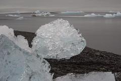 Jkulsrln beach (benoitgx) Tags: iceland ice jokulsarlon beach sea grey alpha6000 sony longexposure nd400