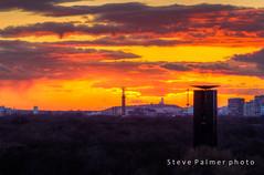 Sunset over Berlin (Outdoorjive) Tags: other desktop sunsetsunrise flikr winter germany events berlin europe places waog