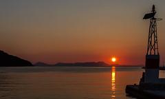 Harbour View (Sivota - Greece) (Canon EOS 7D & EF 35mm f2 Prime) (1 of 1) (markdbaynham) Tags: greece grecia greka hellas hellenic gr greek sivota sunset sun light colour sea harbour canon canonite canonites eos 7d apsc dslr ef 35mm f2 prime