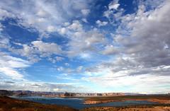 Lake Powell, Arizona (Leia Landrock) Tags: lakepowell pagearizona desertlake desertriver