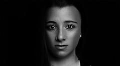 Susana 2 (Lestatillo) Tags: blackandwhite blancoynegro bw portrait retrato portrai retouching retoque