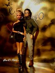 The Davis' (krixxxmonroe) Tags: ira d ryan photography krixx monroe styling nu face dominique ayumi fashion royalty damon super model tobias