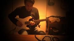Giocando Shape (ermy70) Tags: guitarlove pop rock strato stratocaster fender guitarsolo guitar shapeofmyheart sting